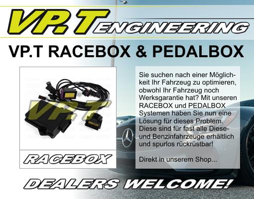Chiptuning racebox pedalbox gaspedaltuning gaspedal common rail tuning diesel benziner